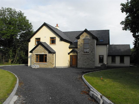 Caragh Two Storey Front Elevation