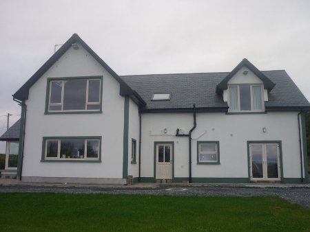 Offaly Dormer Rear Elevation