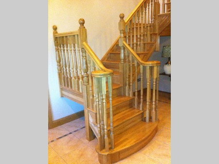Roscommon Two Storey House Stairs