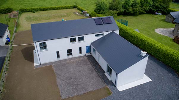 Storey and Half House in Rathangan